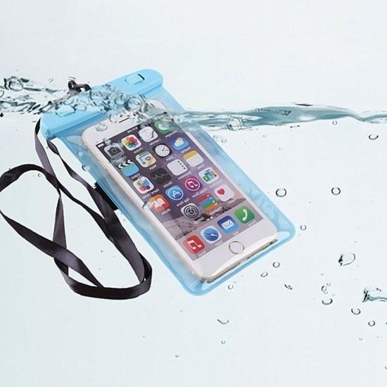 Αδιάβροχη θήκη για Smartphones