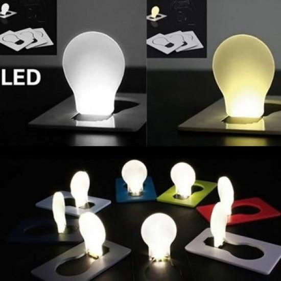 LED φωτακι χειρός σε μορφή κάρτας
