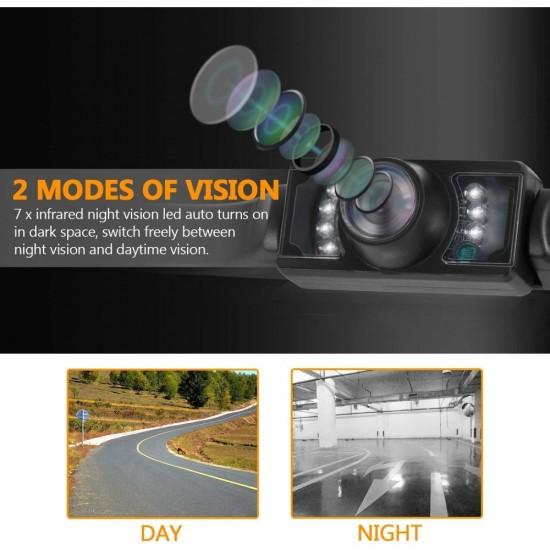 Αδιάβροχη Κάμερα Οπισθοπορείας Esky–EC135-05