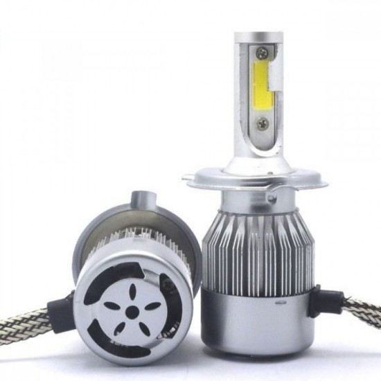 LED Φώτα αυτοκινήτου  Kit H7 36W 3800LM 6000Κ – C6