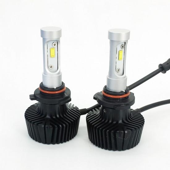 LED ΦΩΤΑ AΥΤΟΚΙΝΗΤΟΥ Η7 P8 45W 6000K (FULL CANBUS)