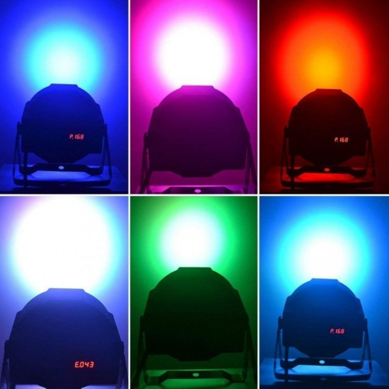 ΦΩΤΟΡΥΘΜΙΚΟ LED RGB 18W