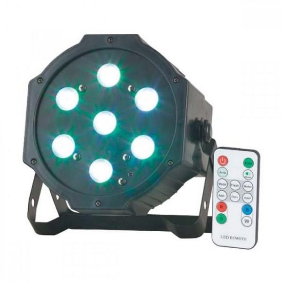 ΦΩΤΟΡΥΘΜΙΚΟ LED RGB 7W