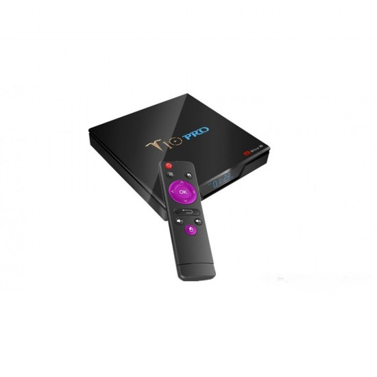 SMART  TV BOX  T10 PRO