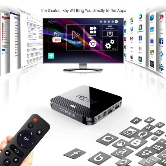 TV BOX H96