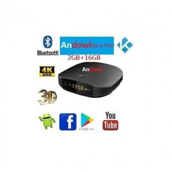 SMART TV BOX QY-X PRO