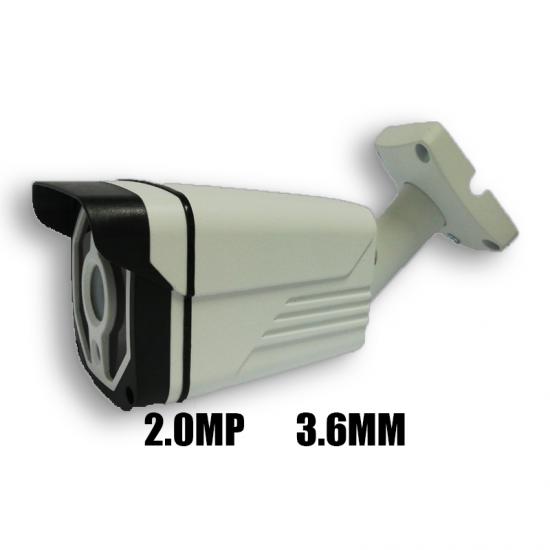 CAMERA ΠΑΡΑΚΟΛΟΥΘΗΣΗΣ CCTV 2MP 3.6mm 621AHD (ΑΔΙΑΒΡΟΧΗ)