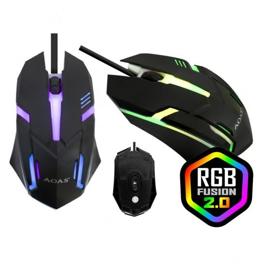 Weibo RGB Gaming mouse V02