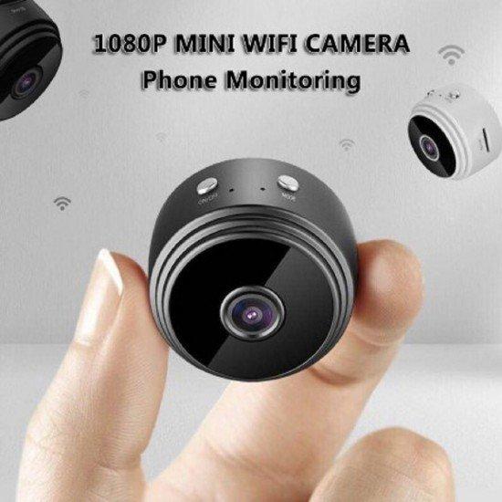 A9 1080P Wifi Wireless Network Camera Night Vision