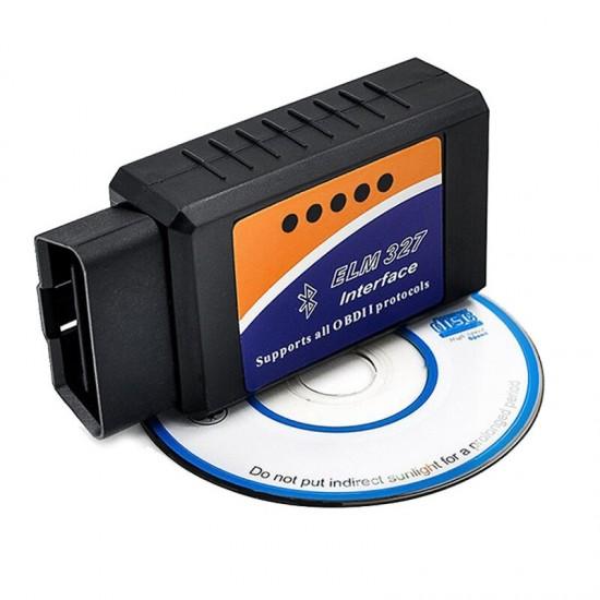 Bluetooth OBD2 Διαγνωστικό Αυτοκινήτου Elm327