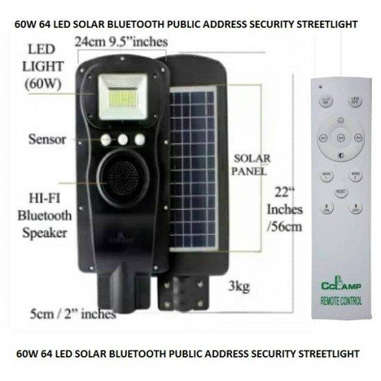 Ηλιακός προβολέας LED CL-181