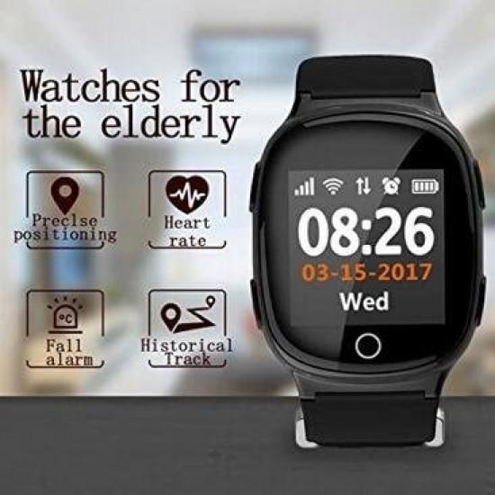 SMARTWATCH D100 GPS
