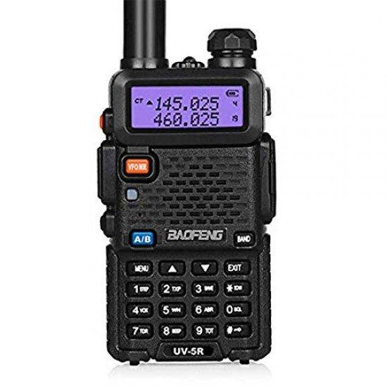 Baofeng UV-5R Φορητός dual band πομποδέκτης VHF/UHF   5.8W