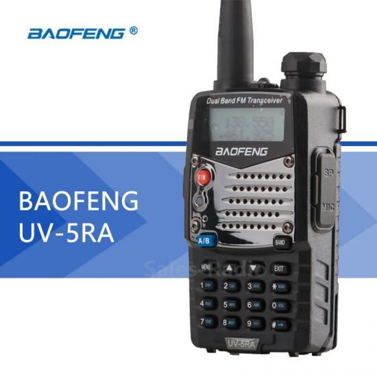 Baofeng UV-5RA Φορητός dual band πομποδέκτης VHF/UHF  5.8W