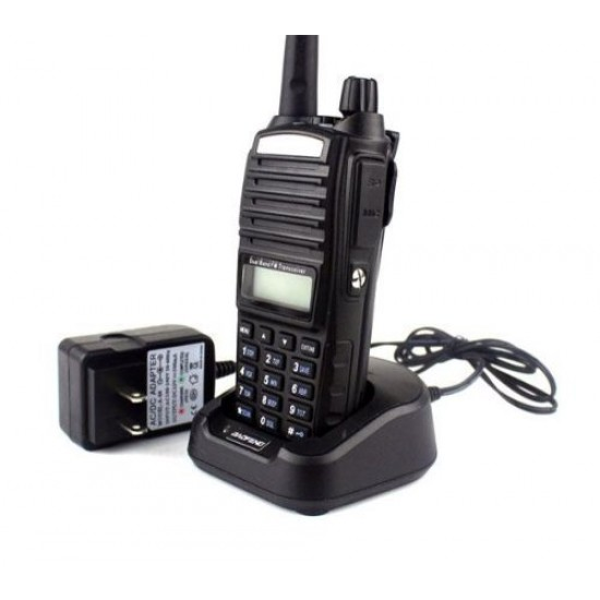 BAOFENG UV-82 Φορητός Dual Band πομποδέκτης VHF/UHF  5.8W
