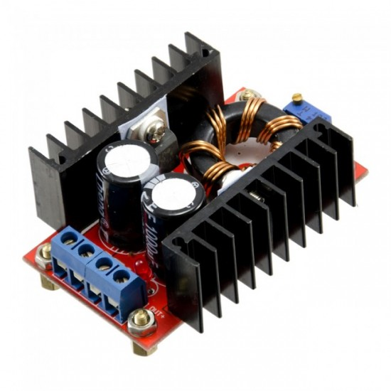 DC-DC Converter Module Buck Step-Down Voltage Regulator Board 3.3 3.7 5 6V to 12V